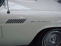 Ford Thunderbird USA
