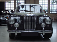 MG Magnette englisches Auto